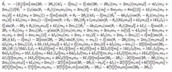 Equation Screenshot